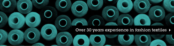 Over 30 years in fashion textiles